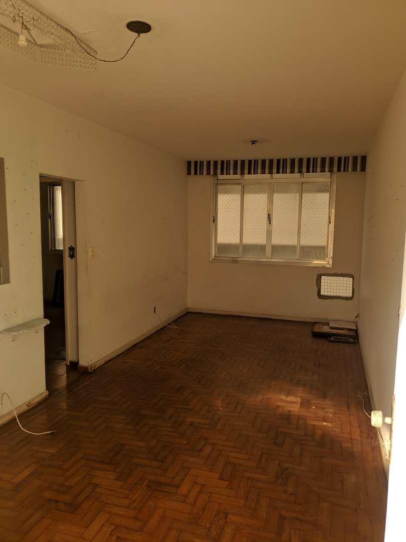 Apartamento com 1 dorm, José Menino, Santos - R$ 220 mil, Cod: 3903