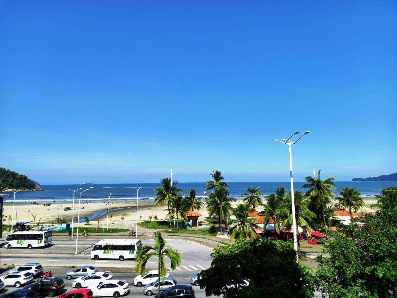 Apartamento com 1 dorm, Itararé, São Vicente - R$ 220 mil, Cod: 3905