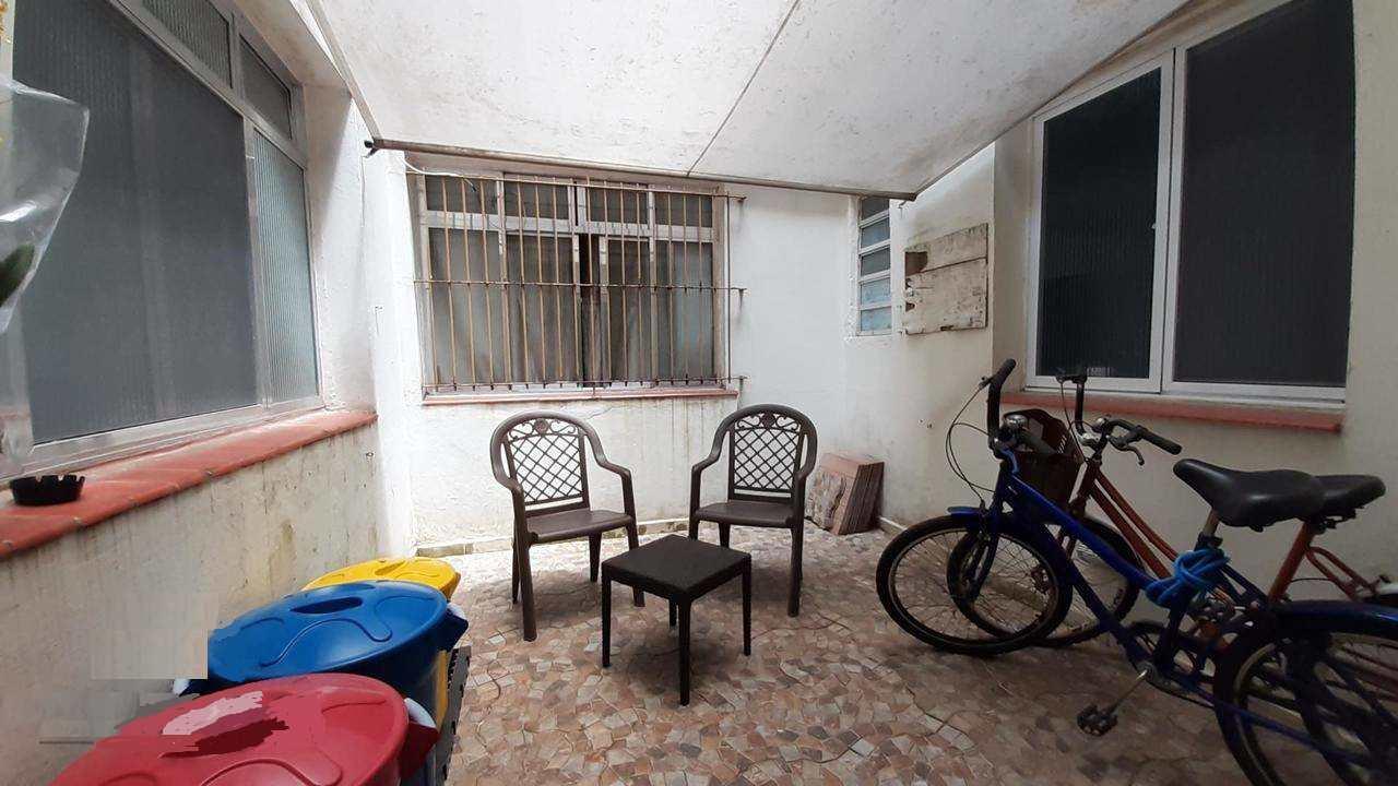 Apartamento com 2 dorms, Ponta da Praia, Santos - R$ 300 mil, Cod: 3932
