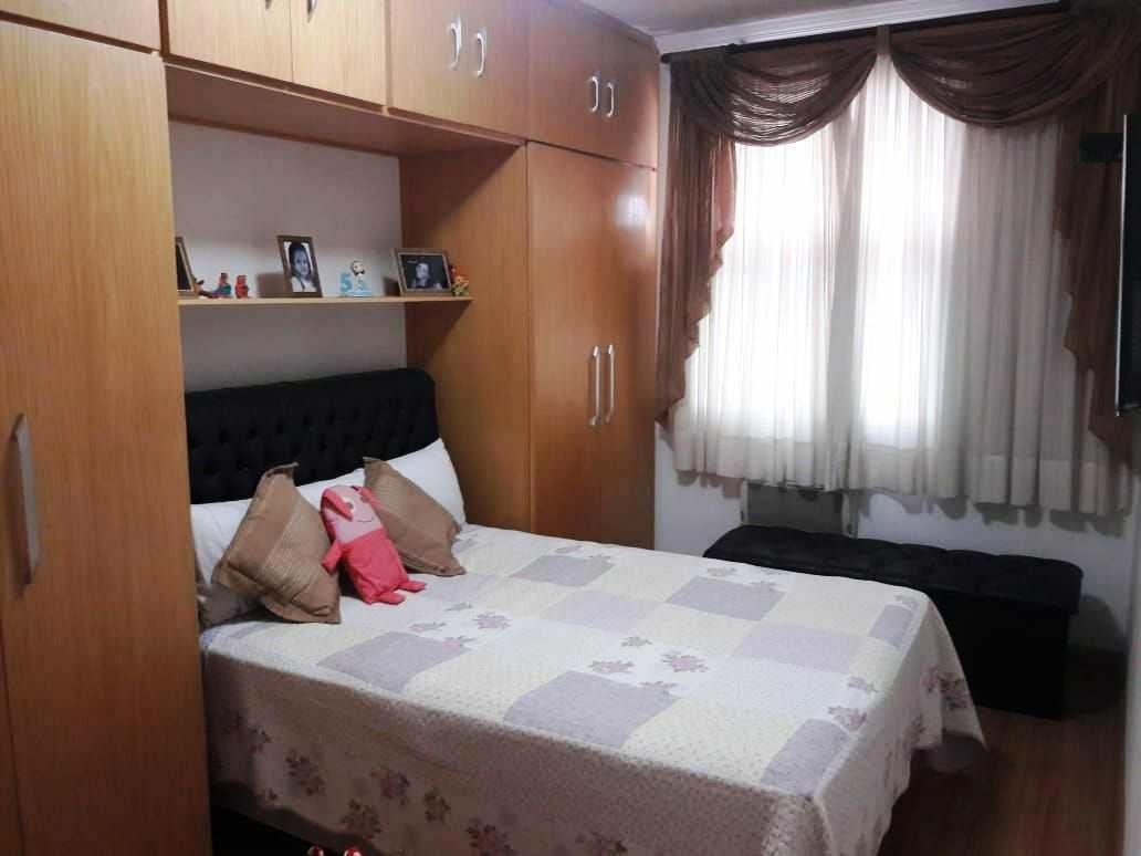 Apartamento com 2 dorms, Campo Grande, Santos - R$ 360 mil, Cod: 3962