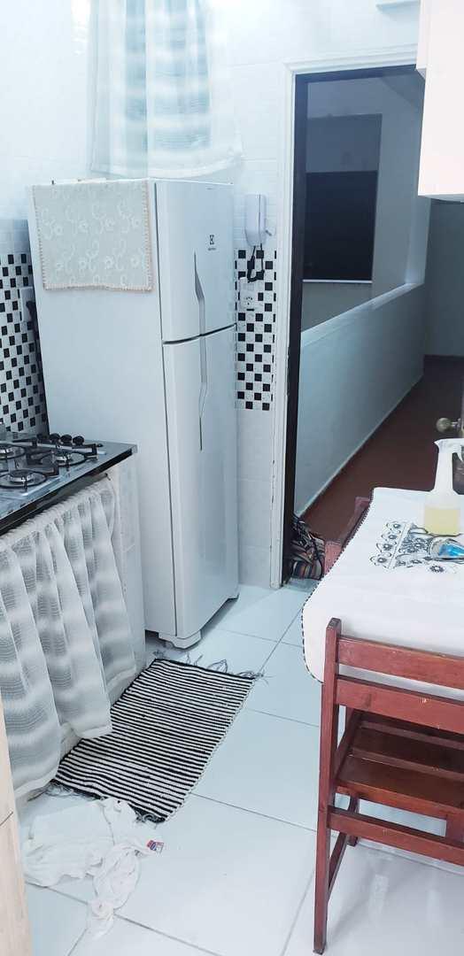 Kitnet com 1 dorm, Itararé, São Vicente - R$ 120 mil, Cod: 3965
