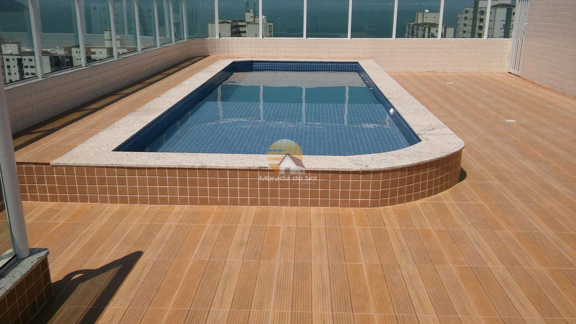 Apartamento com 2 dorms, Guilhermina, Praia Grande - R$ 350.000,00, 86m² - Codigo: 3279