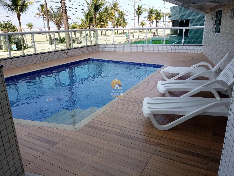 Apartamento com 3 dorms, Guilhermina, Praia Grande - R$ 750 mil, Cod: 2731