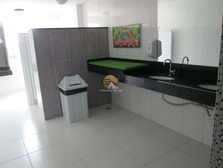 33 WC da área de lazer