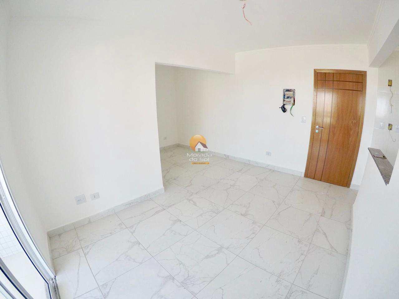 Apartamento com 2 dorms, Boqueirão, Praia Grande - R$ 290 mil, Cod: 4152