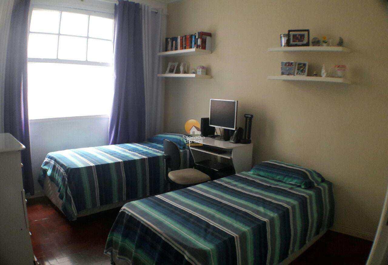 Apartamento com 2 dorms, Vila Belmiro, Santos - R$ 270.000,00, 75m² - Codigo: 4200