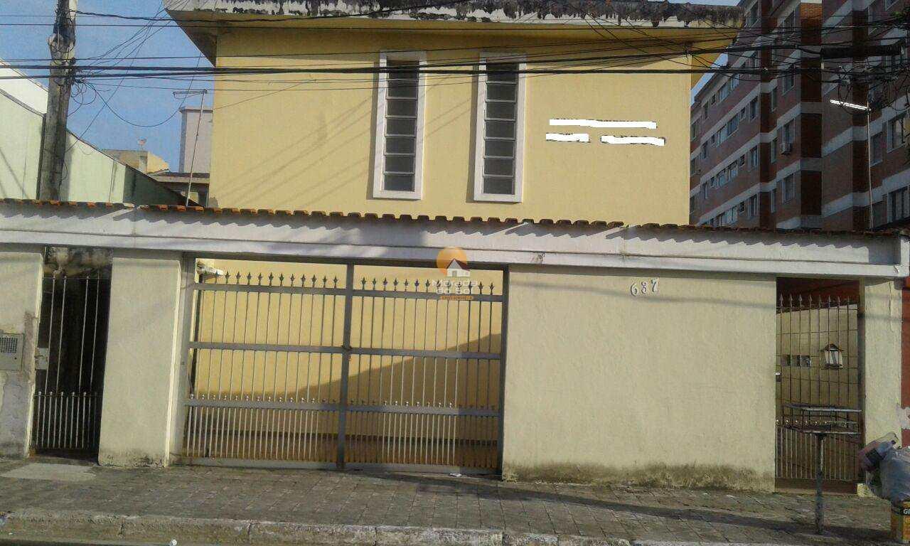 Sobrado com 1 dorm, Boqueirão, Praia Grande - R$ 128 mil, Cod: 4204