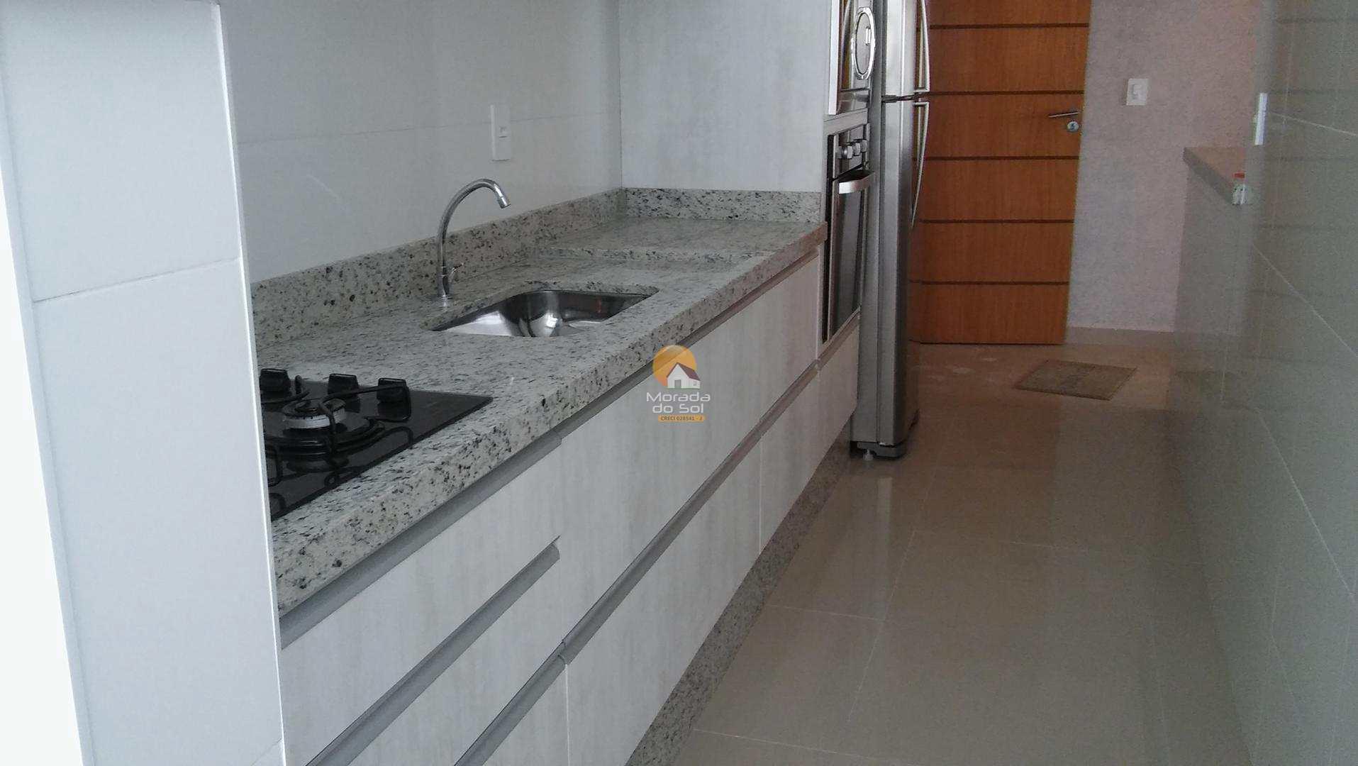 Apartamento com 2 dorms, Aviação, Praia Grande - R$ 489 mil, Cod: 4232