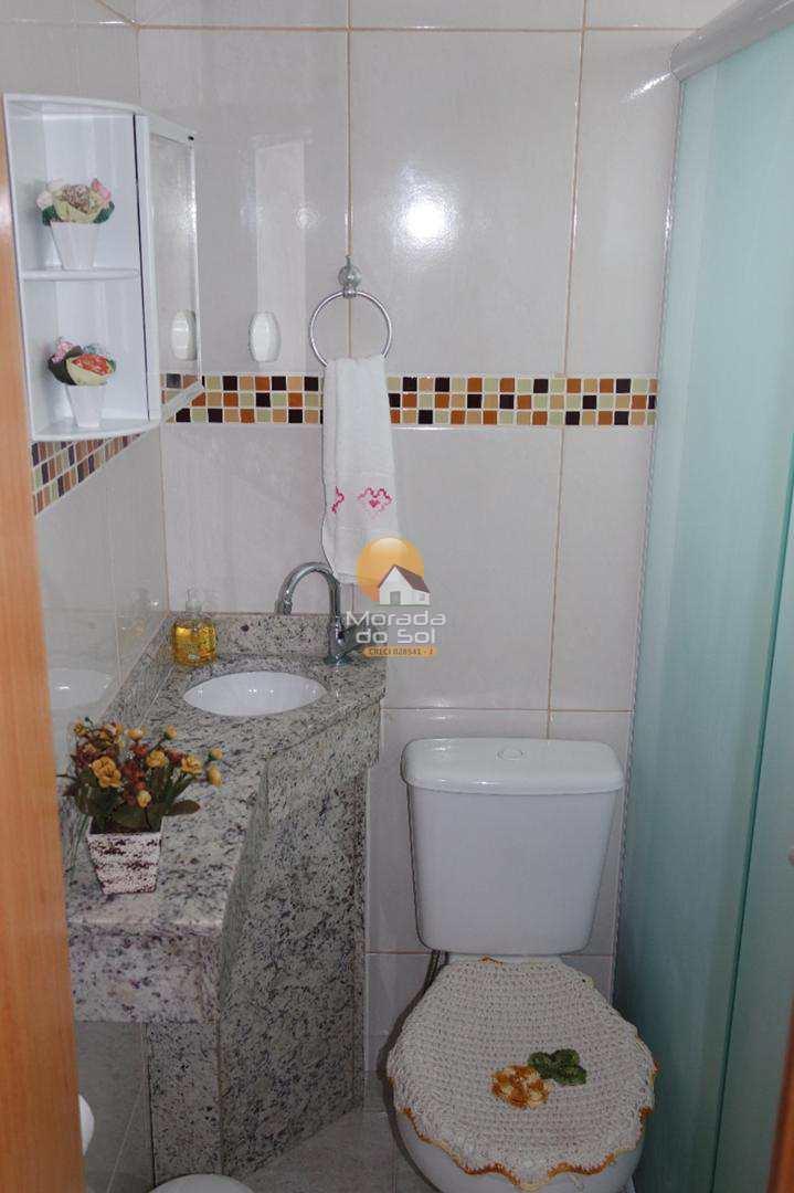 Apartamento com 3 dorms, Guilhermina, Praia Grande - R$ 415 mil, Cod: 4253