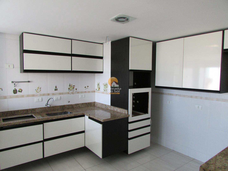 Apartamento com 2 dorms, Tupi, Praia Grande - R$ 450 mil, Cod: 4543
