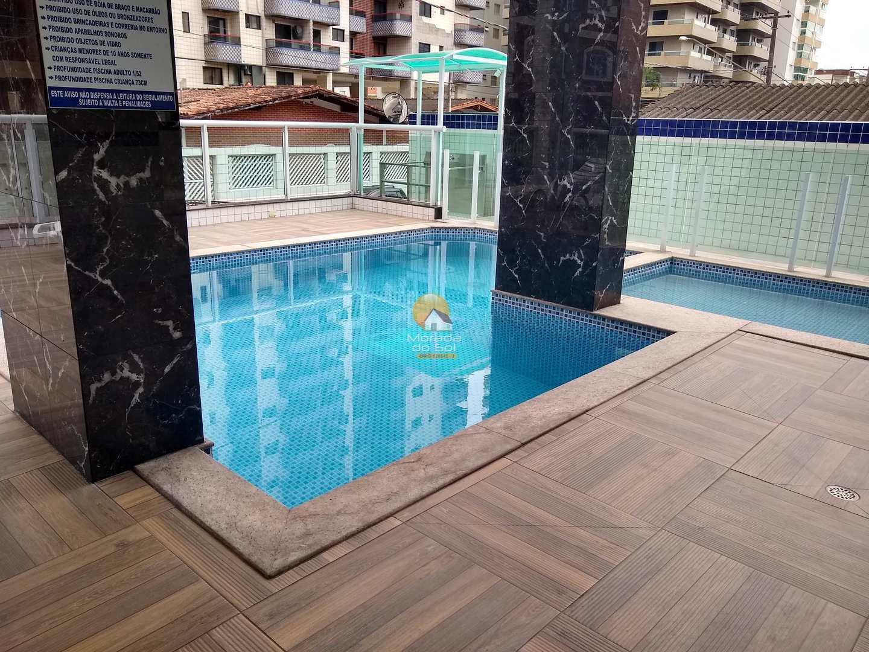 Apartamento com 2 dorms, Tupi, Praia Grande - R$ 320 mil, Cod: 4553