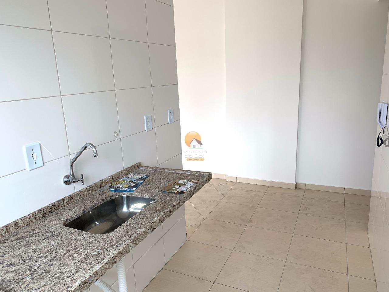 Apartamento com 2 dorms, Guilhermina, Praia Grande - R$ 228 mil, Cod: 4635