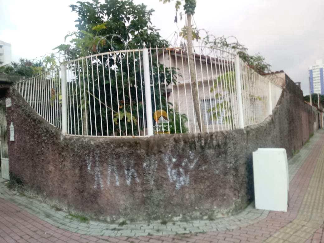 Casa com 2 dorms, Guilhermina, Praia Grande - R$ 320 mil, Cod: 4708
