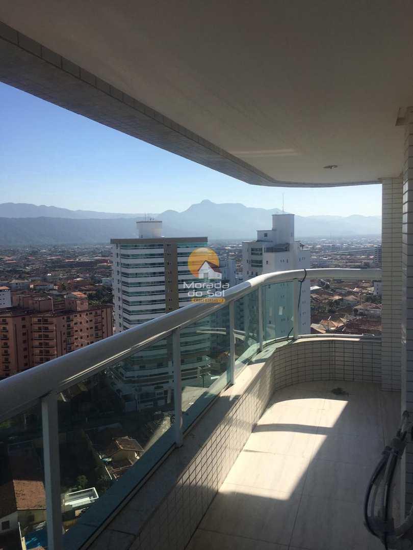 Apartamento com 3 dorms, Caiçara, Praia Grande - R$ 650 mil, Cod: 4725