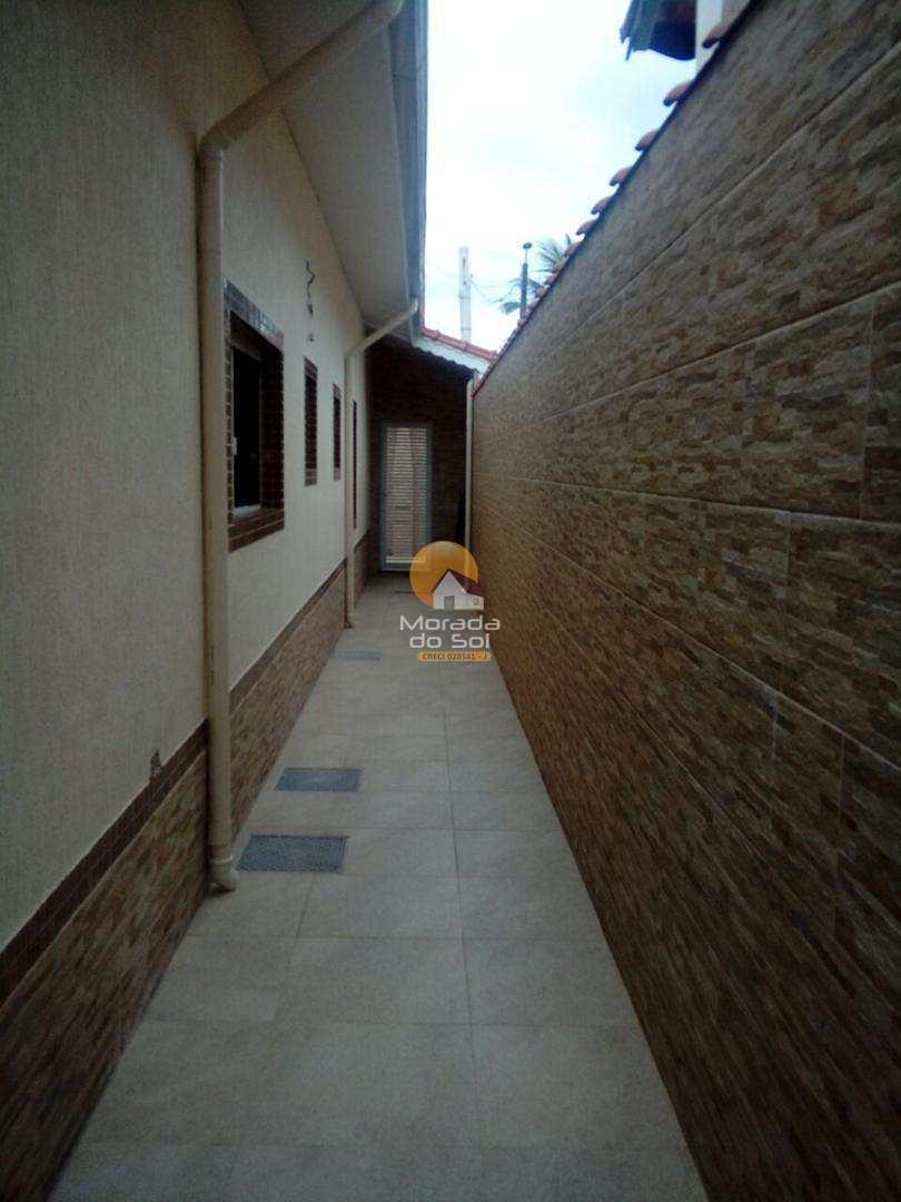 Casa com 3 dorms, Solemar, Praia Grande - R$ 650 mil, Cod: 4806