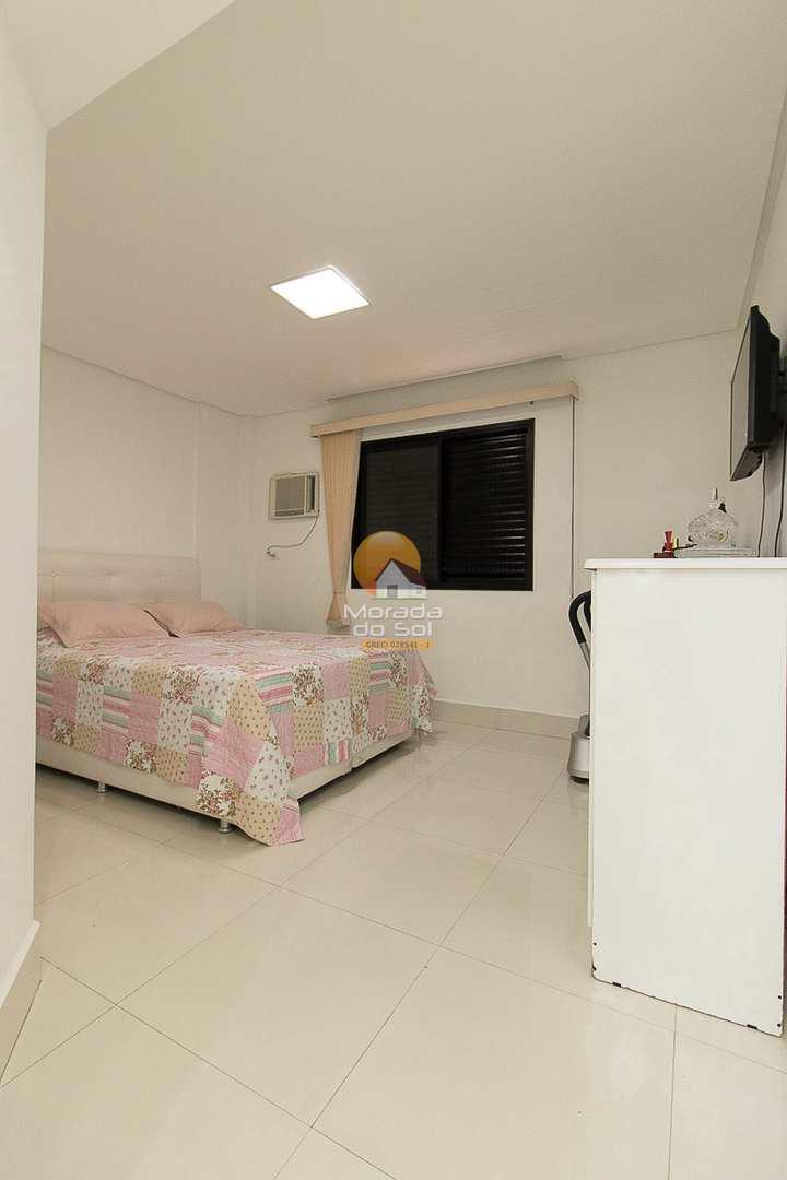 Apartamento com 3 dorms, Canto do Forte, Praia Grande - R$ 495 mil, Cod: 4825