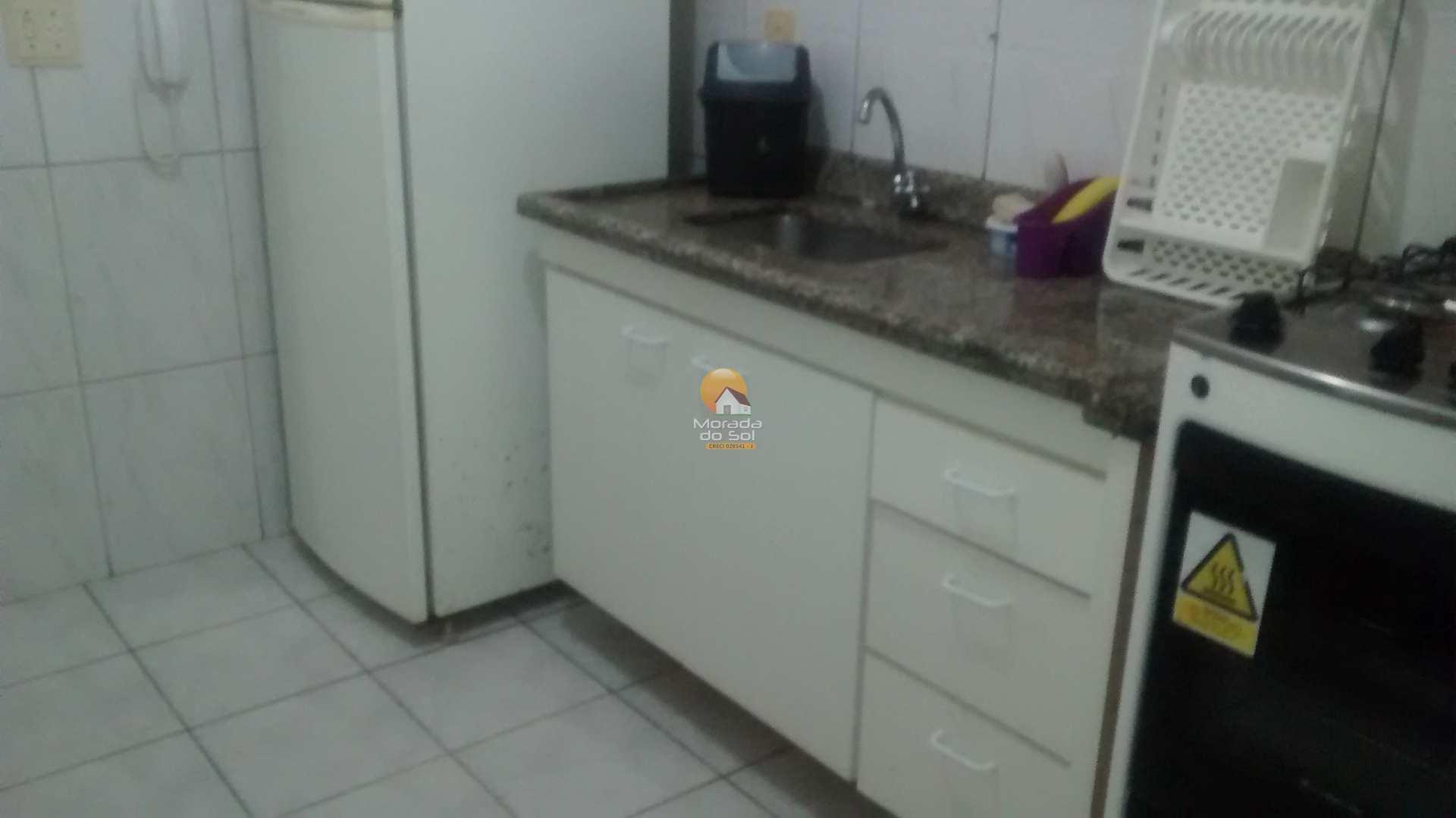 Apartamento com 2 dorms, Aviação, Praia Grande - R$ 220 mil, Cod: 5397
