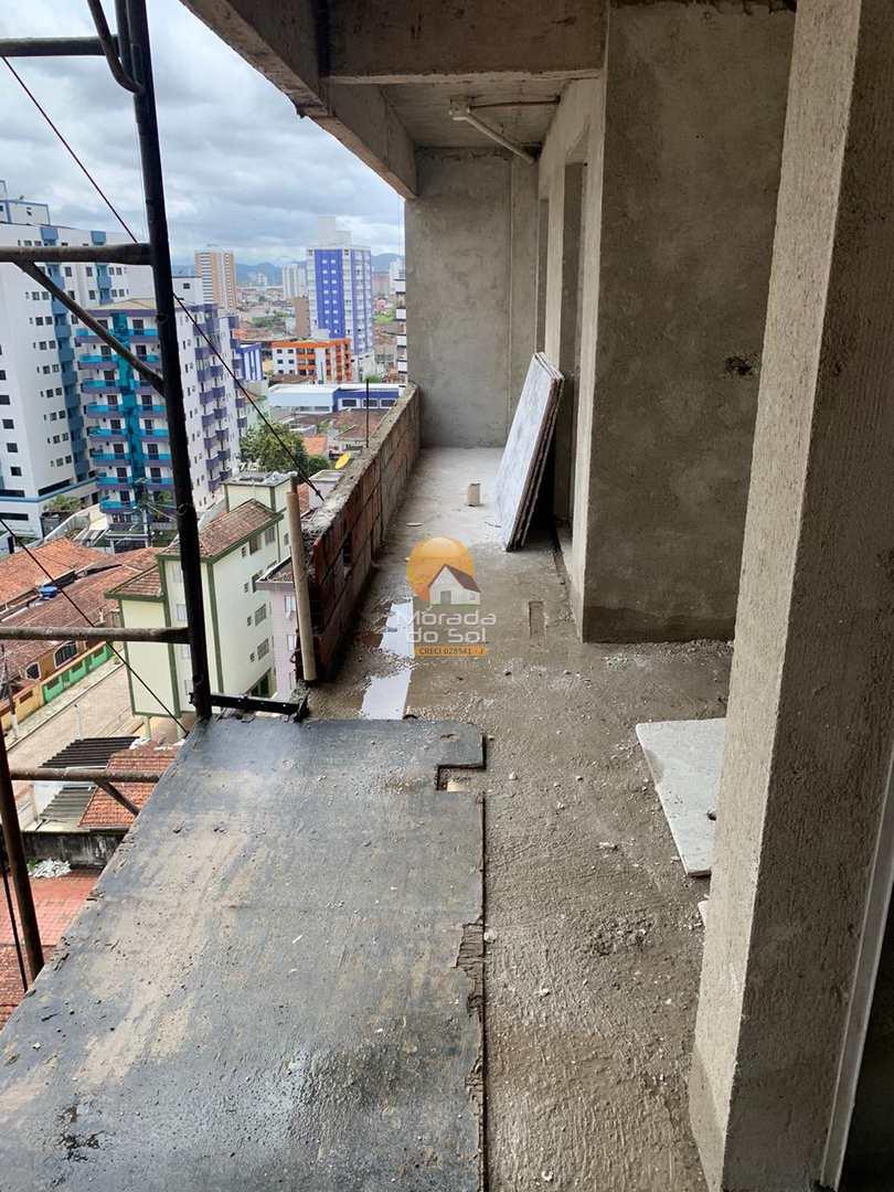 Apartamento com 2 dorms, Aviação, Praia Grande - R$ 330 mil, Cod: 5986