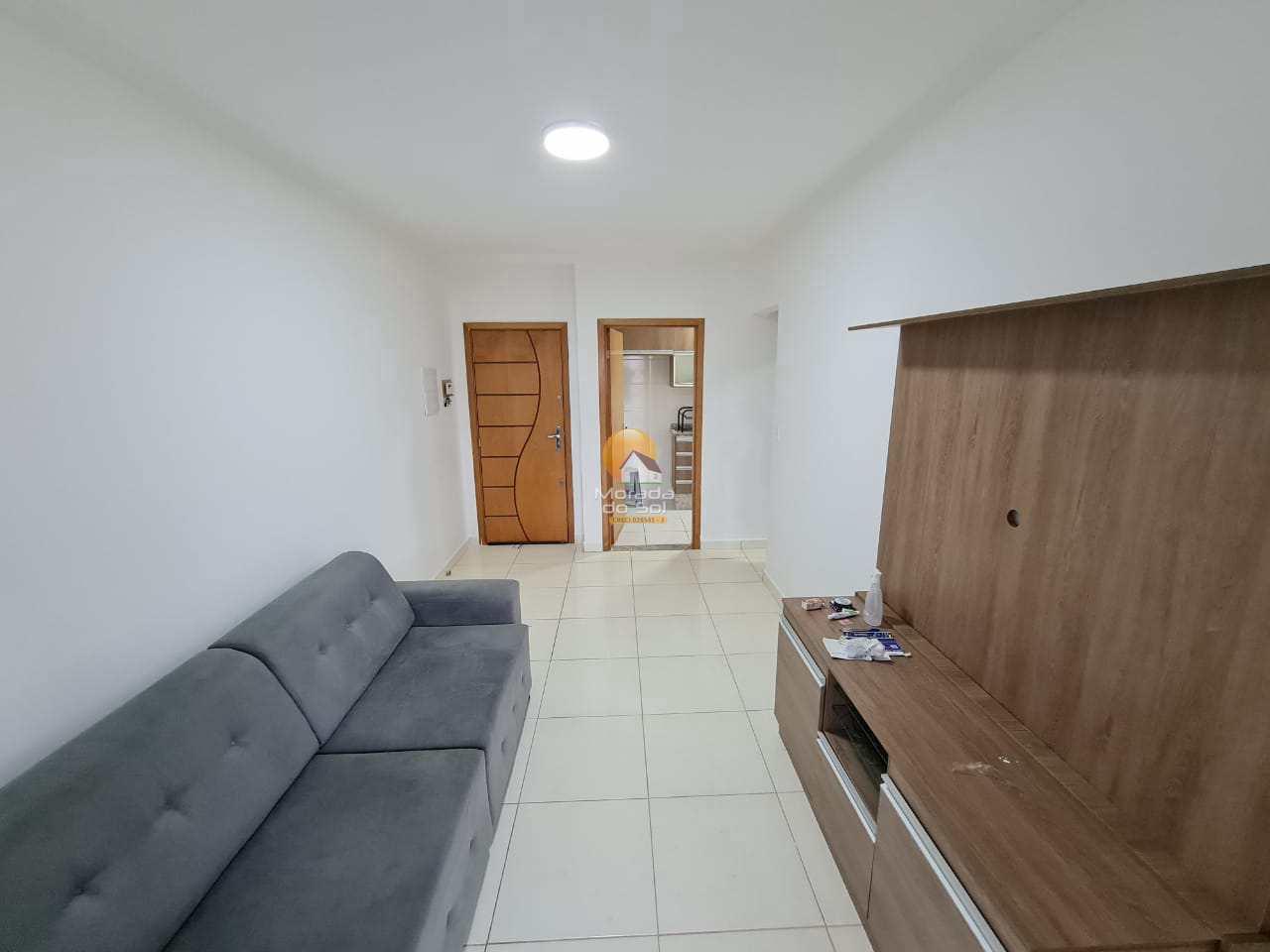 Apartamento com 1 dorm, Guilhermina, Praia Grande - R$ 220 mil, Cod: 6090