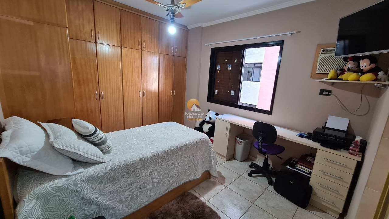 Apartamento com 2 dorms, Canto do Forte, Praia Grande - R$ 600 mil, Cod: 6147