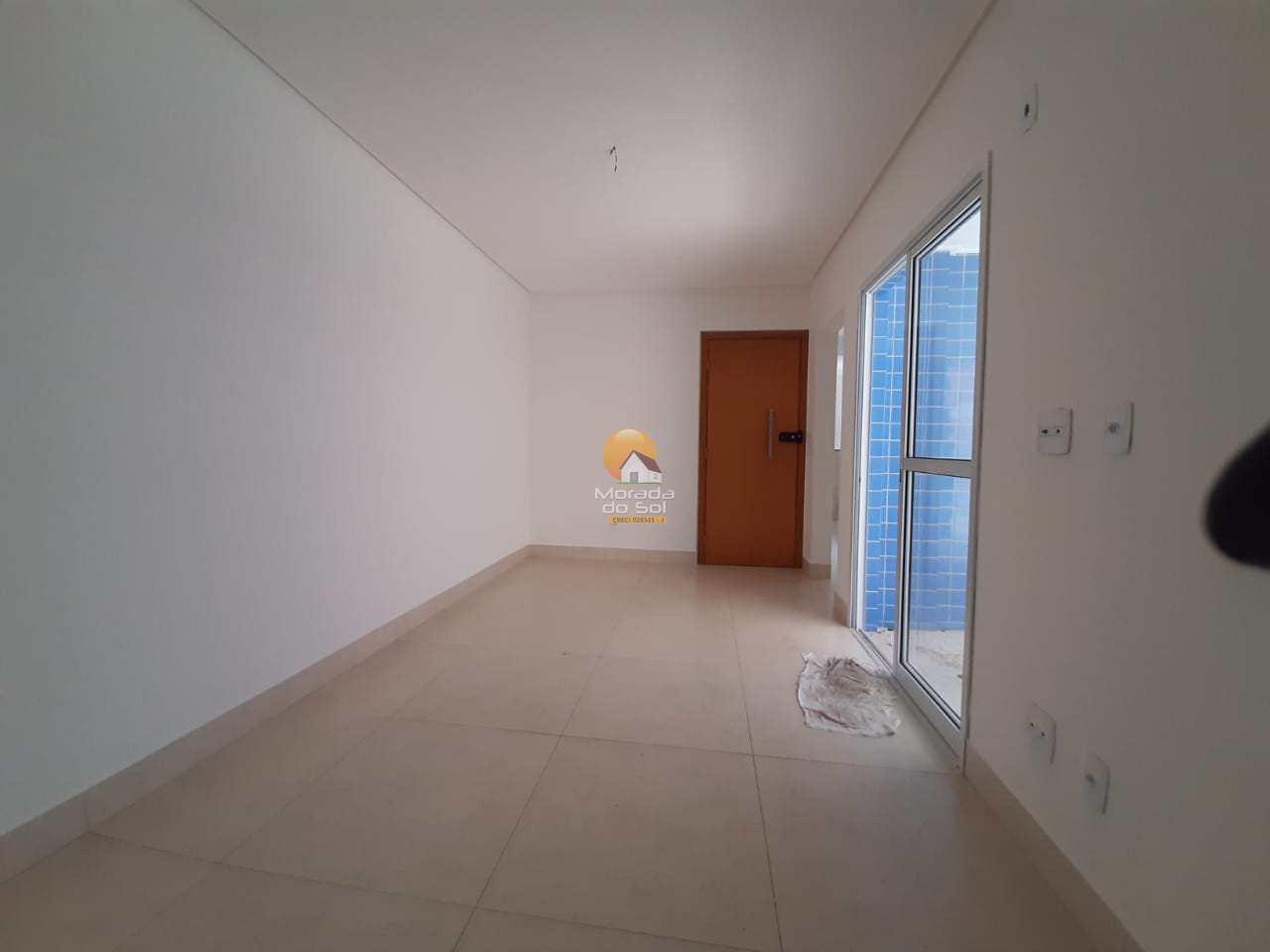 Apartamento com 1 dorm, Canto do Forte, Praia Grande - R$ 350 mil, Cod: 6153
