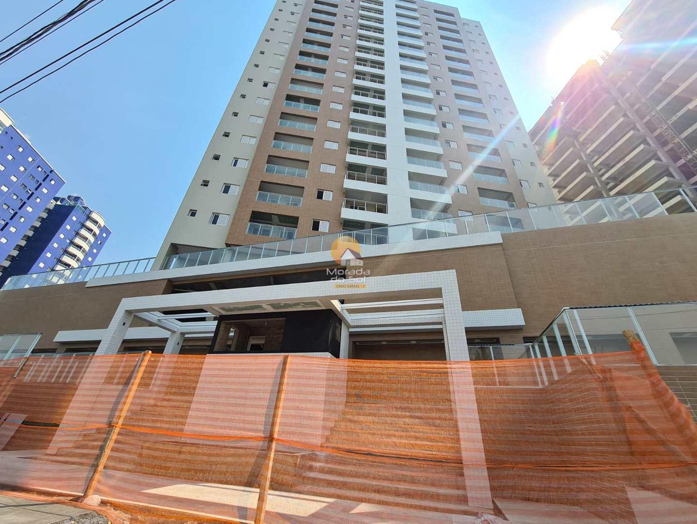 Apartamento com 2 dorms, Caiçara, Praia Grande - R$ 399 mil, Cod: 6514