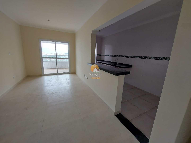 Apartamento com 2 dorms, Canto do Forte, Praia Grande - R$ 500 mil, Cod: 6524