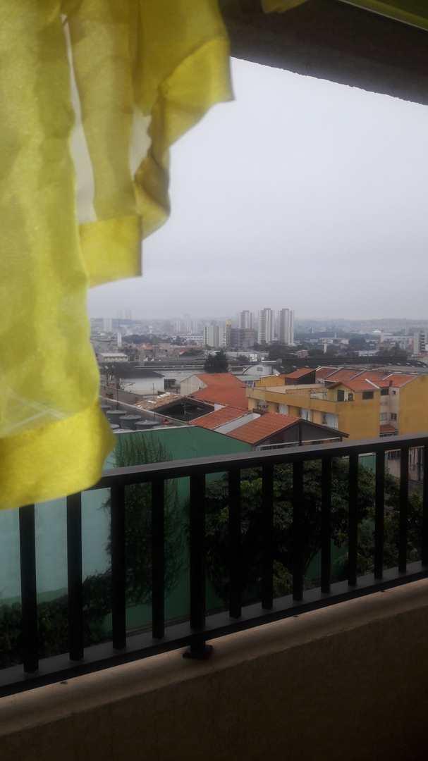 Apartamento com 3 dorms, Vila Pires, Santo André - R$ 520 mil, Cod: 1240