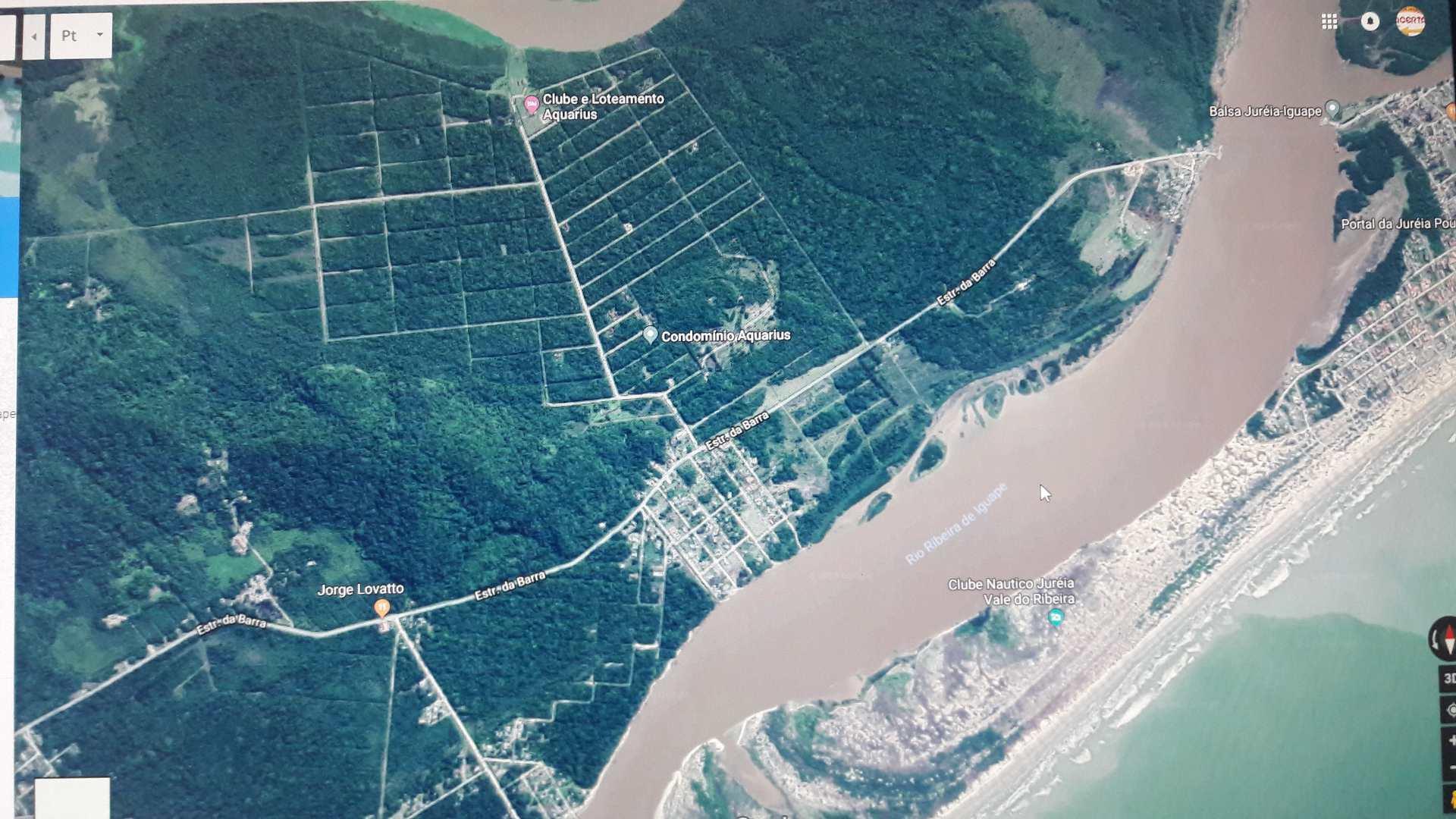 Loteamento, Barra do Ribeira, Iguape - R$ 28 mil, Cod: 308