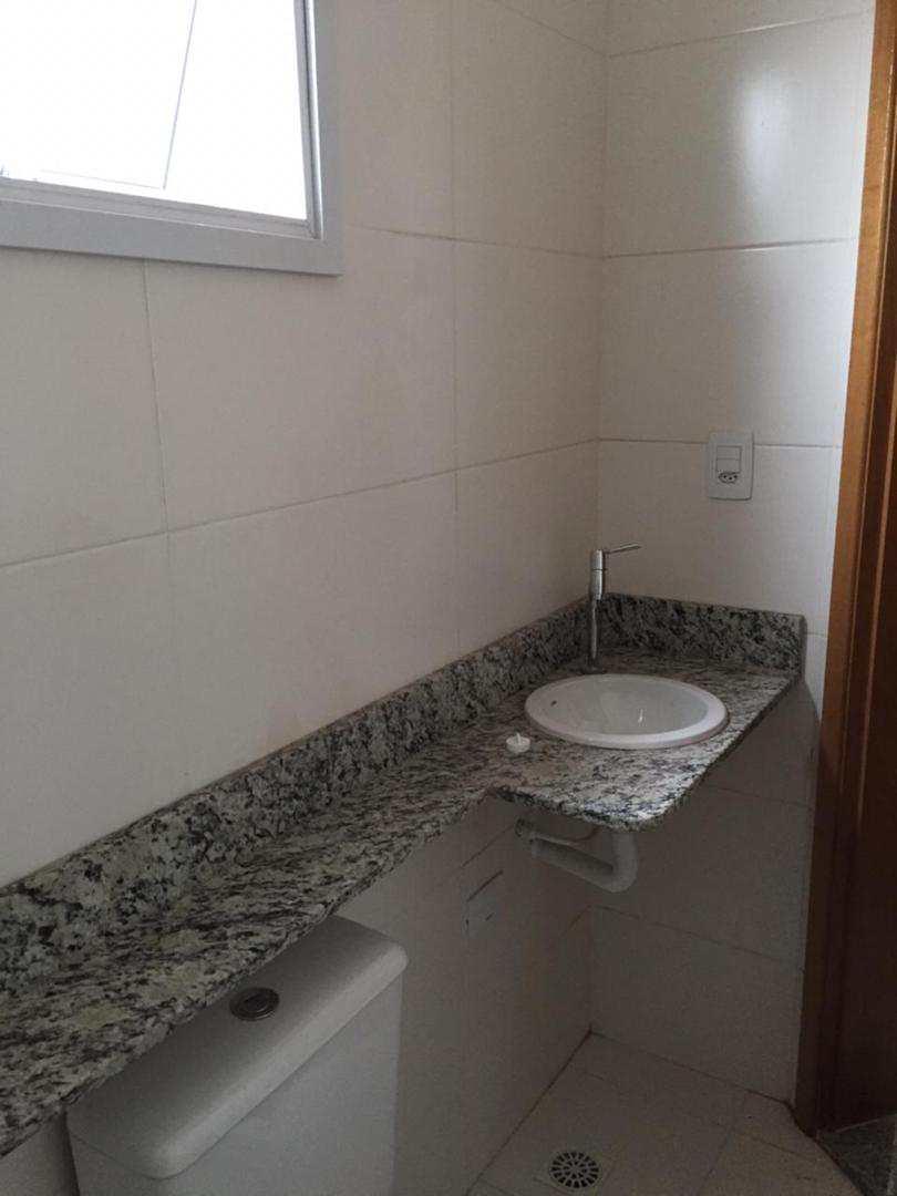 Apartamento com 2 dorms, Vila Humaitá, Santo André - R$ 250 mil, Cod: 1553
