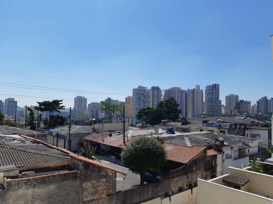 Apartamento com 2 dorms, Campestre, Santo André - R$ 320 mil, Cod: 1575