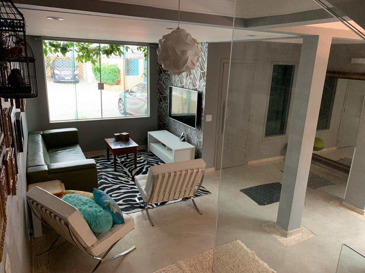 Sobrado de Condomínio com 3 dorms, Vila Alice, Santo André - R$ 910 mil, Cod: 1576