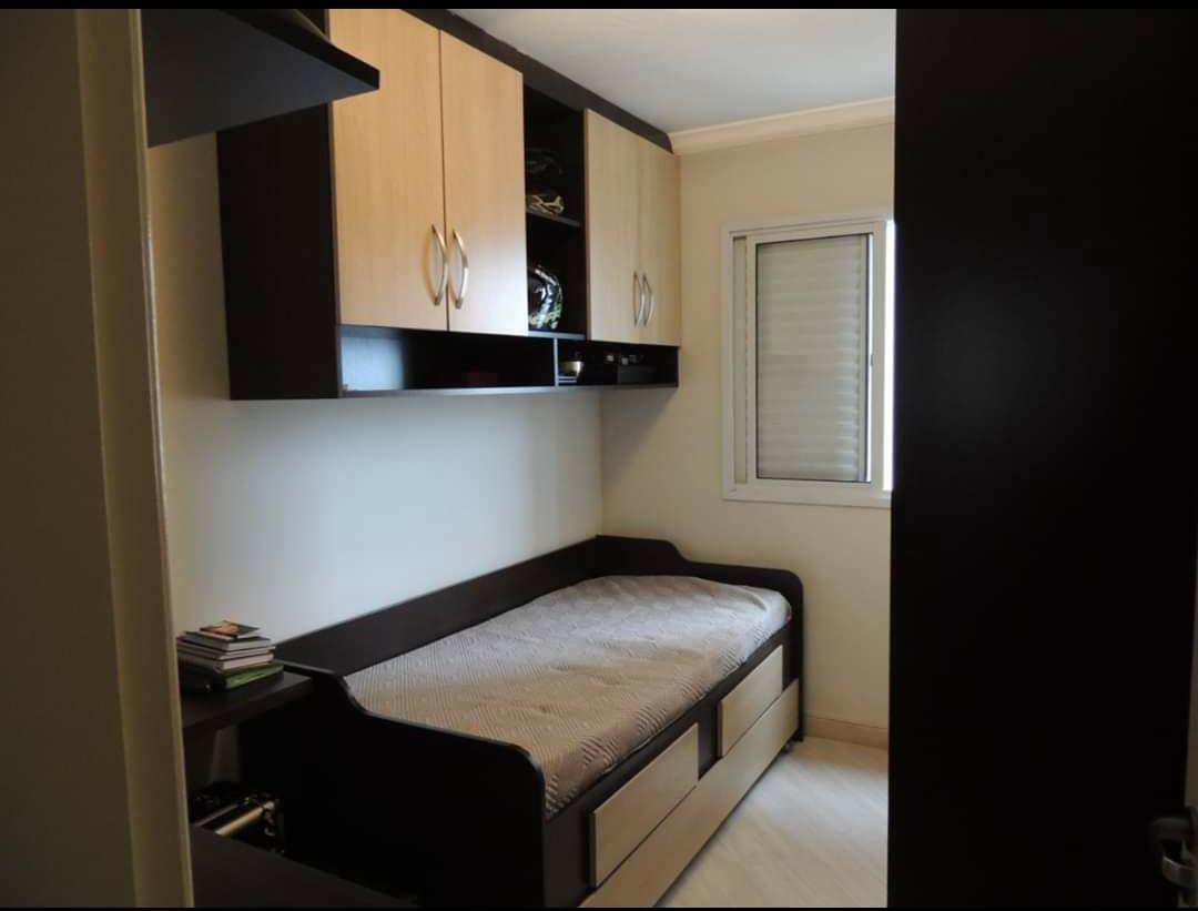 Apartamento com 3 dorms, Vila Pires, Santo André - R$ 399 mil, Cod: 1696
