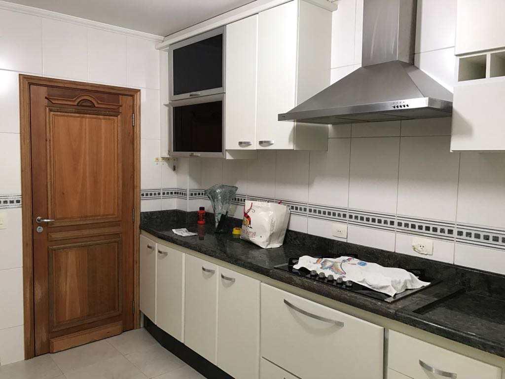 Apartamento com 3 dorms, Vila Assunção, Santo André - R$ 590 mil, Cod: 1707