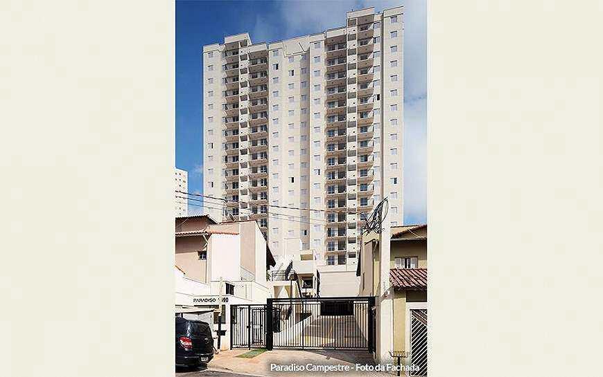 Apartamento com 2 dorms, Campestre, Santo André - R$ 330 mil, Cod: 1745