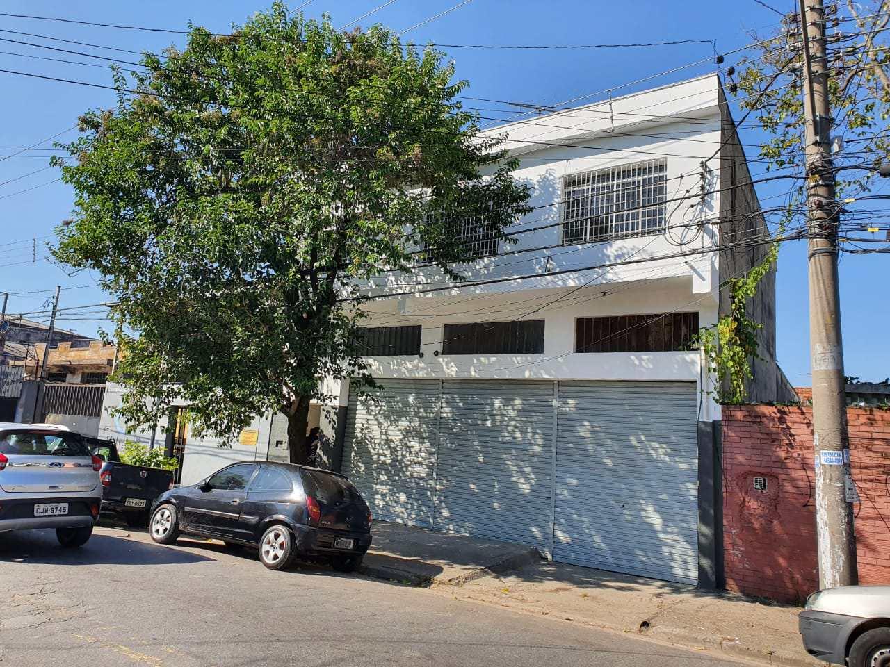 Galpão, Jardim Bom Pastor, Santo André, Cod: 1816