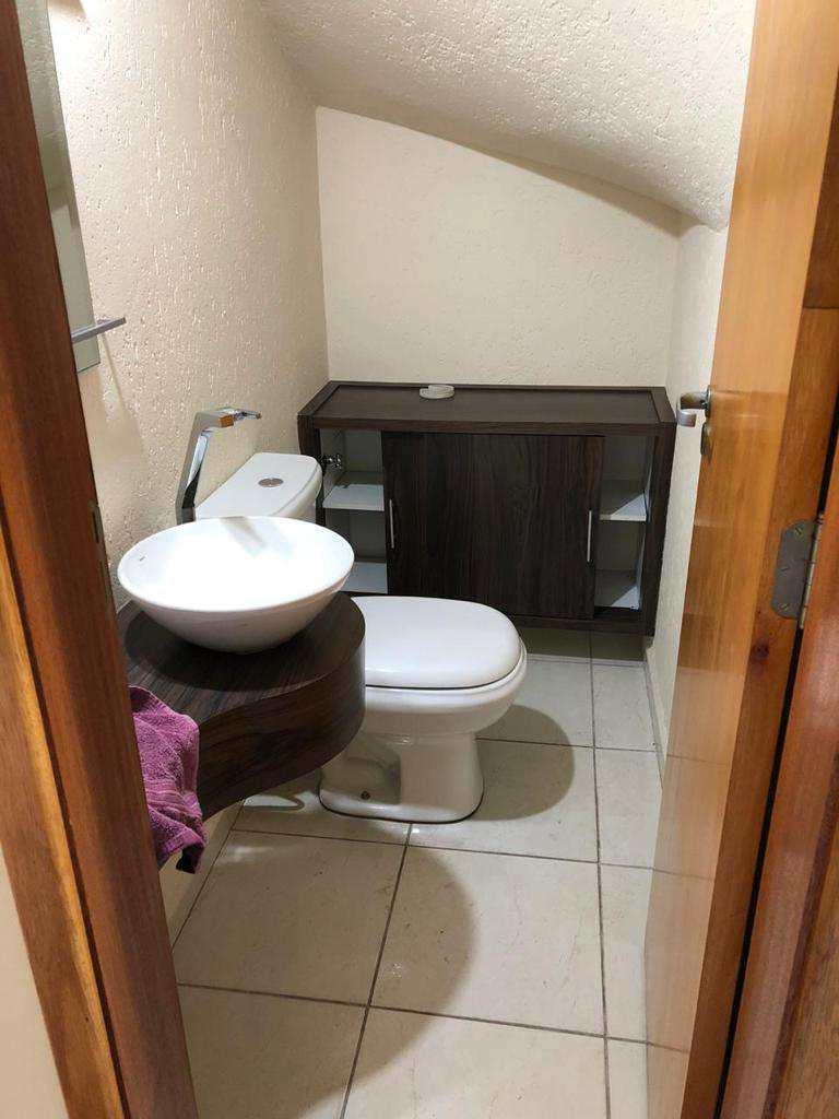 Sobrado de Condomínio com 3 dorms, Vila Lucinda, Santo André - R$ 630 mil, Cod: 1835
