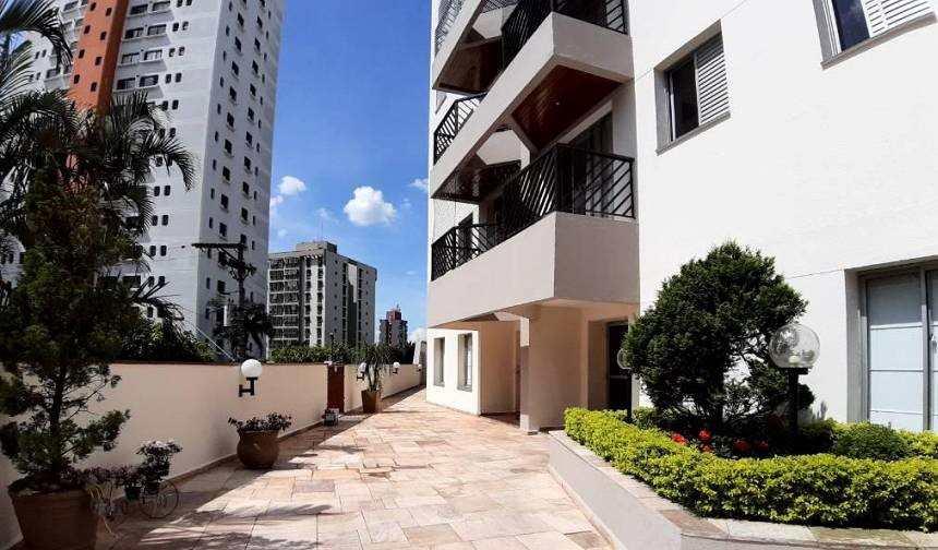 Apartamento com 3 dorms, Centro, Santo André - R$ 440 mil, Cod: 1854