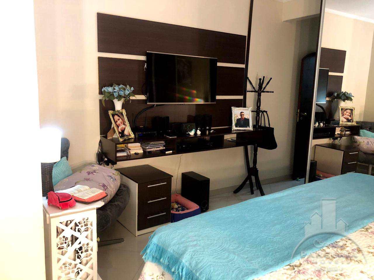 Sobrado com 3 dorms, Jardim Casqueiro, Cubatão - R$ 594 mil, Cod: 5