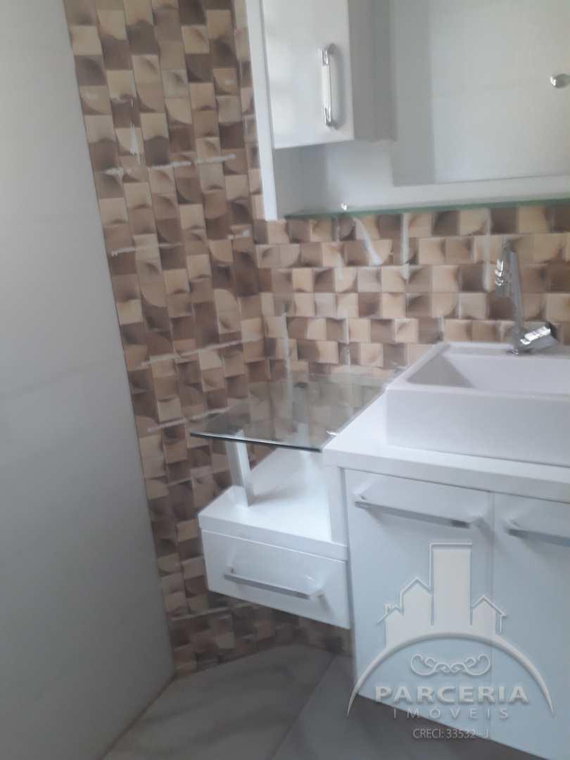 Apartamento com 3 dorms, Jardim Casqueiro, Cubatão - R$ 320 mil, Cod: 1042
