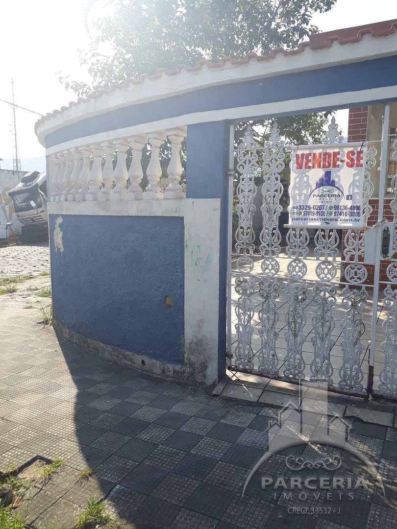 Casa com 2 dorms, Parque Fernando Jorge, Cubatão - R$ 420 mil, Cod: 1043