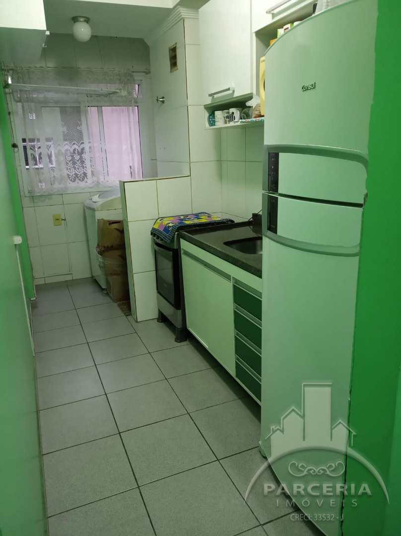 Apartamento com 2 dorms, Parque São Luis, Cubatão - R$ 73 mil, Cod: 1060