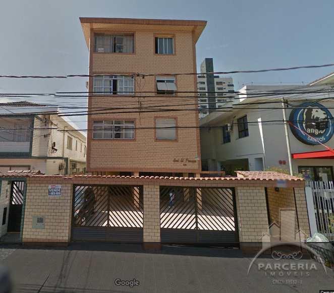 Apartamento com 3 dorms, Boqueirão, Santos - R$ 350 mil, Cod: 1073