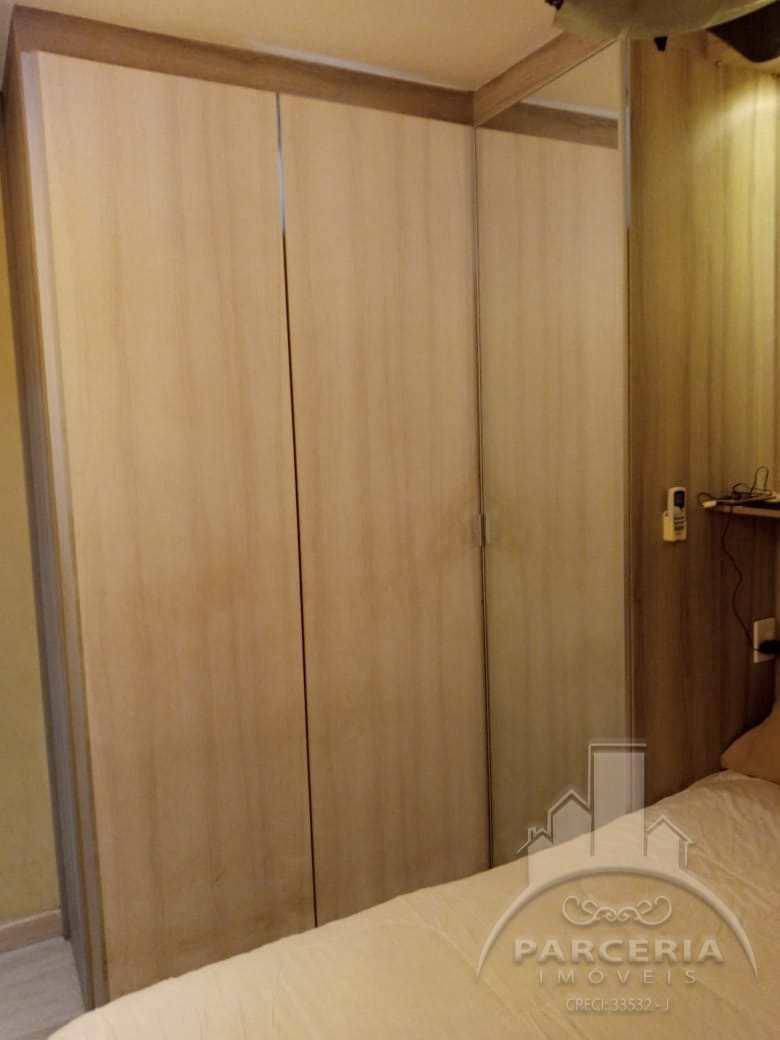 Apartamento com 3 dorms, Parque São Luis, Cubatão - R$ 129 mil, Cod: 1088
