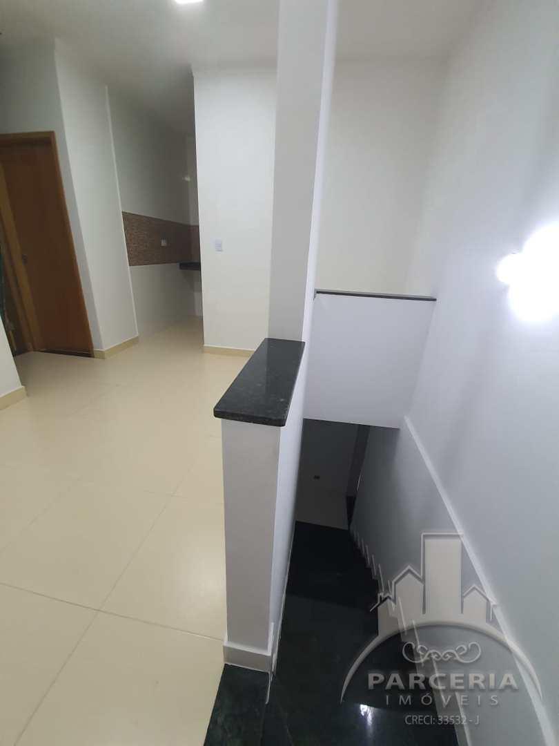 Casa com 2 dorms, Glória, Praia Grande - R$ 200 mil, Cod: 1090