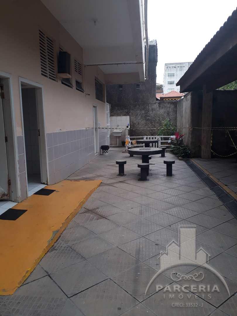 Apartamento com 1 dorm, Vila Belmiro, Santos - R$ 265 mil, Cod: 1106