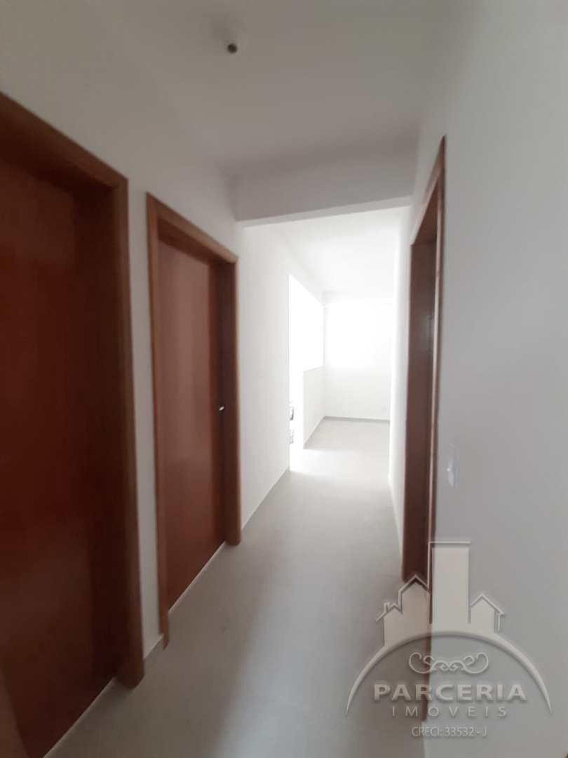 Holl de acesso aos dormitórios