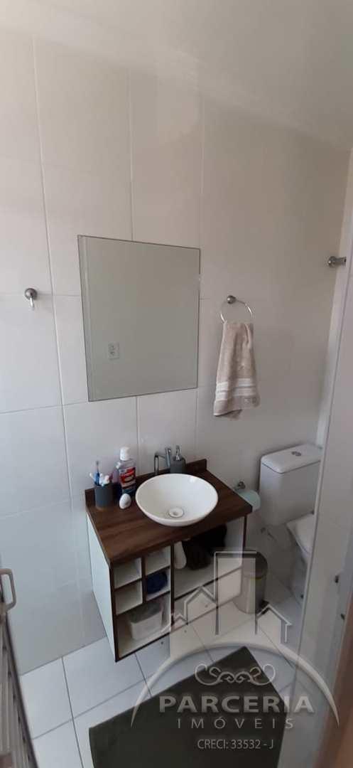 Apartamento com 2 dorms, Jardim Casqueiro, Cubatão - R$ 270 mil, Cod: 1135