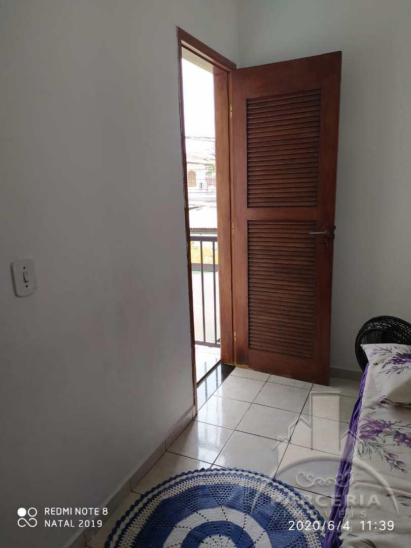 Casa com 3 dorms, Vila Ponte Nova, Cubatão - R$ 250 mil, Cod: 1139