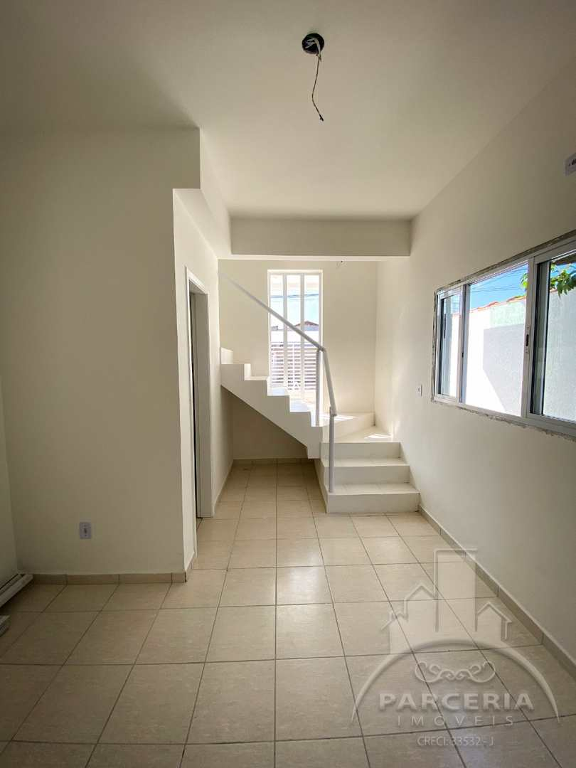 Sobrado com 2 dorms, Parque Continental, São Vicente - R$ 195 mil, Cod: 1141
